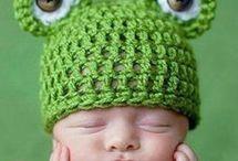 gorros de newborn