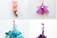 Fashion's sketchs