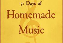31 Days of Homemade Music