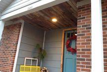DIY Pallet Wood Ceiling / DIY pallet wood ceiling ideas