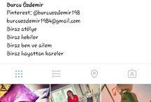 instagram sphagetti ip , penye ip , ahşap boyama,