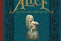 9 ans M Alice au pays des merveilles