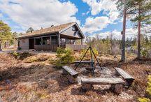 Bålplass hytte