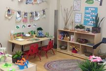 science area for children