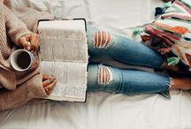 My bible. Journal