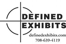Exhibit Design / Exhibit Solutions for Trade Show & Marketing Professionals. We turn your visions into reality!