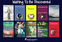 Waiting to be Discovered Books on Book Country / Books in the Waiting to be Discovered section on Book Country. #BookCountry #writing