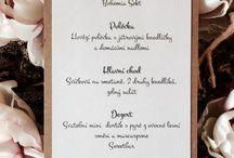 Nadpisy na svatbu