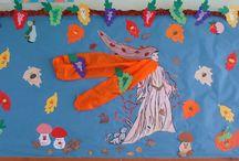 Φθινοπωρο / Ιδέες για να υποδεχτούμε το Φθινόπωρο στην τάξη μας