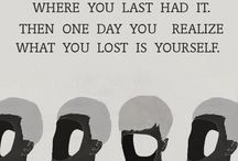 Depression quotes / Quotes for bad days... Or for a bad life