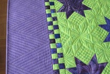 Quilts: Borders / by Angie Davis