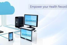 Empower your Health Records; eHealthCard / eHealthCard is an electronic health record system through which we can store, secure, upload all health & medical data in an electronic format with a 24X7 access across the globe. eHealthCard is featured with many benefits and insurance facilities.