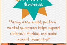 Child Development activities-Pre K