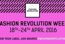 #quienhizomiropa / ¡TE INVITO A PARTICIPAR! ¿Cómo?, imprime o escribe en un papel ¿Quién hizo mi ropa?, te pones una prenda del revés, que se vea la etiqueta con la marca, te haces un selfie y nos lo envías a contacto@miropavintage.com Nosotros las distribuiremos por las redes sociales y a la web de la campaña, http://fashionrevolution.org/country/spain/ ¡PARTICIPA!