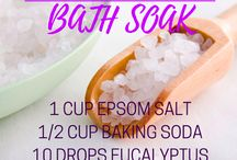 DoTERRA Spa / DIY spa treatments using doTERRA oils