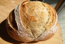 Bread / by Liz Livingston