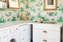 Home {Laundry Rooms}