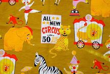 Vintage circus birthday ideas