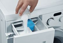 rengøring af vaskemaskinen