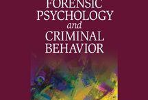 Criminal behavior studies