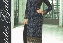 Long Pakistani Style Suit