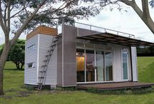 Container homes / Ideas for containerised living