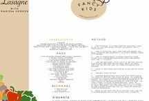 Recipes / www.fancykidsblog.com