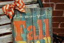 Love FALL most of all  / by Annia McDaniel