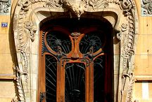 DOORS AND WINDOWS  / by Maria Ferrugem