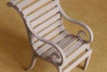mini møbler _dukkehus