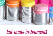 DIY music instruments