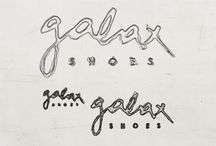 GALAX SHOES / CORPORATE IDENTITY+WEBSITE