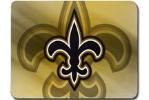 The NFL New Orleans Saints