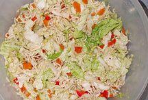 yum yum salat asiatisch