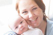 Nancy's Fotografie newborn / Newbornreportages gemaakt door Nancy's Fotografie