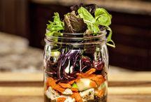 Meal in a Jar Menu