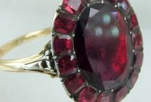 I Love Antique Rings / Beautiful antique jewelry