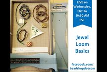 FB LIVE with Beadshop / Every Wednesday LIVE on the beadshop.com Facebook page: https://www.facebook.com/beadshopdotcom