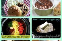 Slow Cooker Recipes!!!