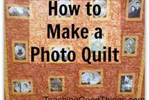 photo quilting