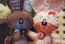 Куклы зверушки