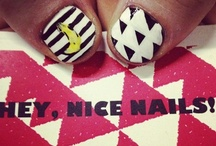 NAILED it! / omg nail polish you guys. / by Annie Kelchner