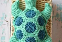 crocheting toys