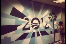 Obama 2012 / by Cindy Wincek