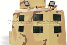 Mobile Armored Guard Tower