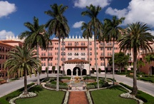 Around the Boca Resort / Boca Raton Resort & Club, a Waldorf Astoria Resort, is one of the country's premier wedding and vacation destination. Set within a backdrop of casual elegance, the Resort & Club's amenities include a half-mile stretch of private beach at the redesigned Boca Beach Club, the award-winning Spa Palazzo, two 18-hole championship golf courses, tennis program, full-service marina, seven swimming pools, fitness centers and a variety of water sports. www.bocaresort.com