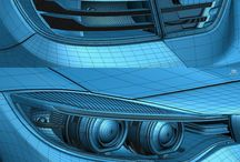 CGI | 3D Cars / Cgi | 3D | Cars | Vehicles