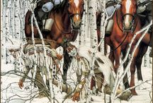 bev doolittle paintings / Paintings and other information on Bev Doolittle.