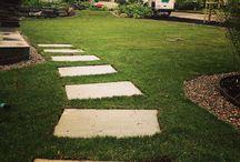 My work / Garden and design