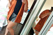 Kristína / #fashion #womenfashion #style #outfit #autumnoutfit #hat #shorts #tshirt #schooloutfit #autumn #girl #fashionstyle #women #womenoutfit